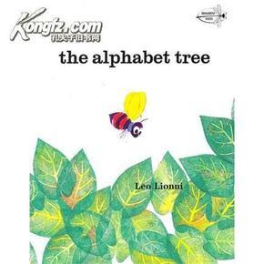 英文原版儿童绘本批发 the alphabet tree (字母树)