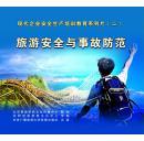 【全新正版】安全月指定培训光盘-《旅游安全与事故防范》(2DVD)音像教材