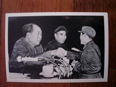 毛泽东等共和国领袖老照片 30张合售//仿制品