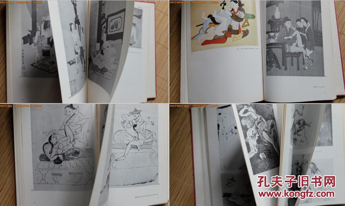 日本情色ddd42_现货◆《the complete book of erotic art 》1&2卷全集 世界情色艺术