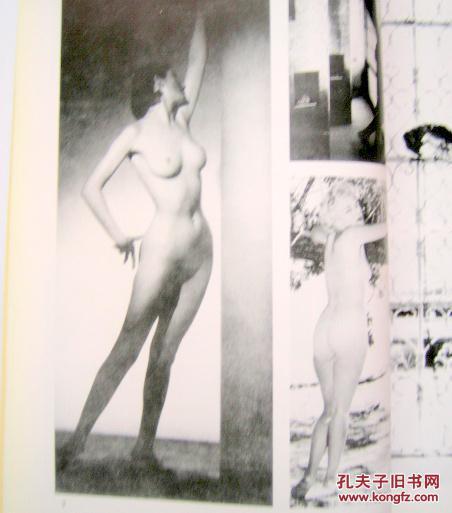 【图】艺用人体500图:[ 摄影 集]