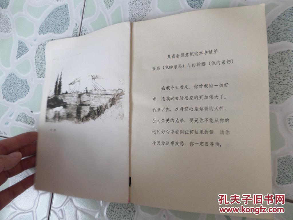 亲爱的提奥:凡高书信体自传图片