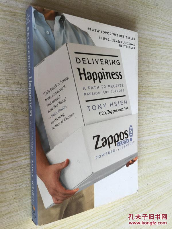 com) delivering happiness: a path to profits, passion, and