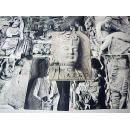 大足石刻(明信片,全套12张)汉英对照