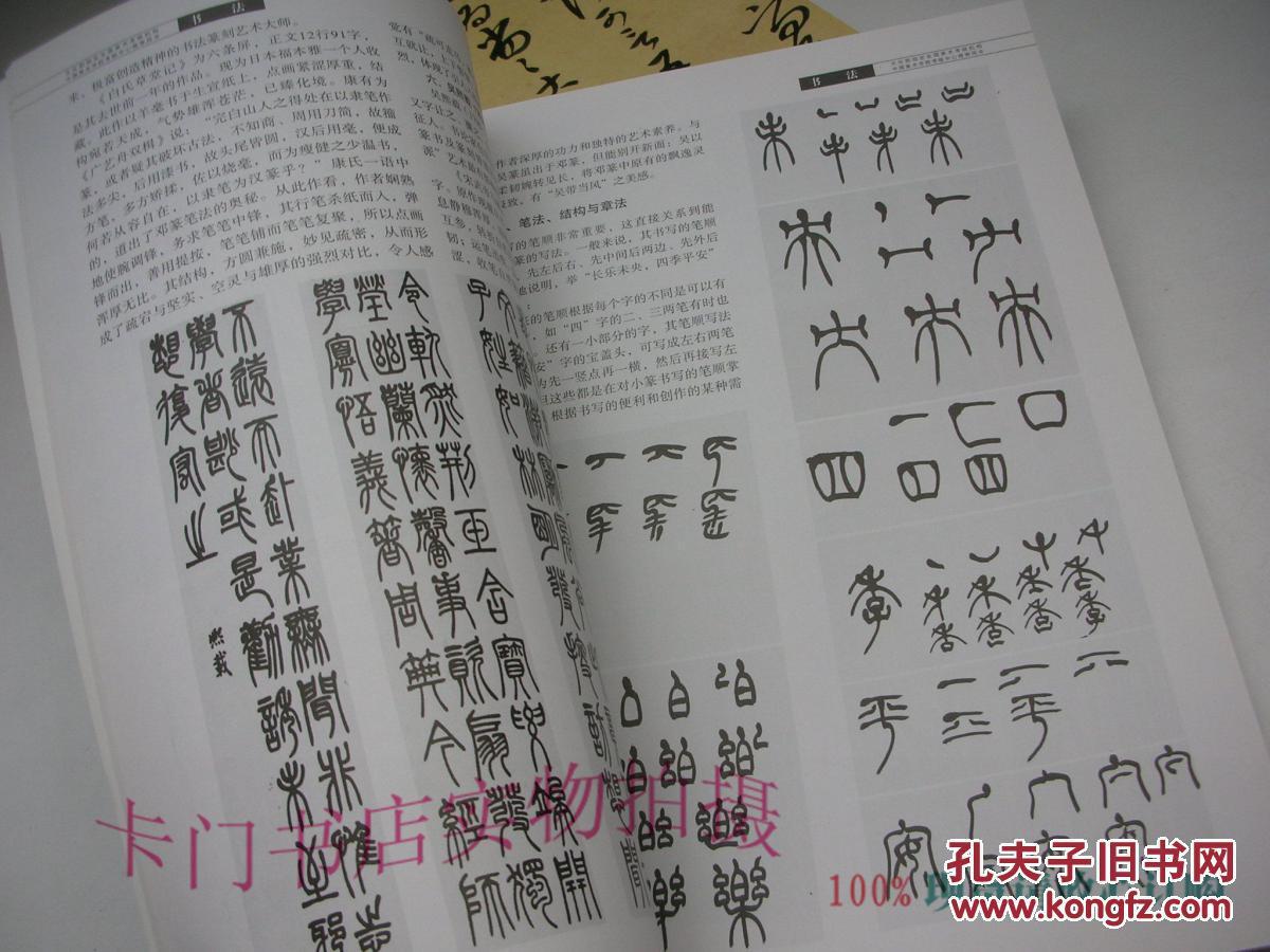 【图】文化部指定全国美术考级机构 书法>(中国美术)图片