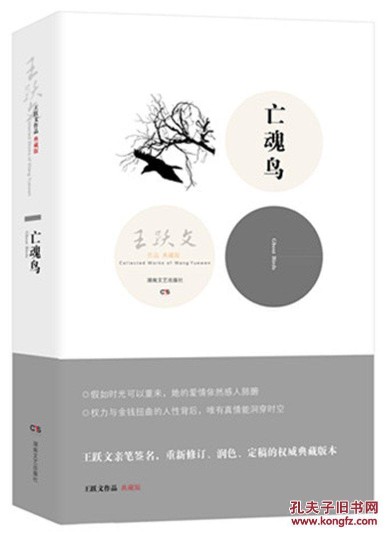 王跃文作品_王跃文作品典藏版:亡魂鸟