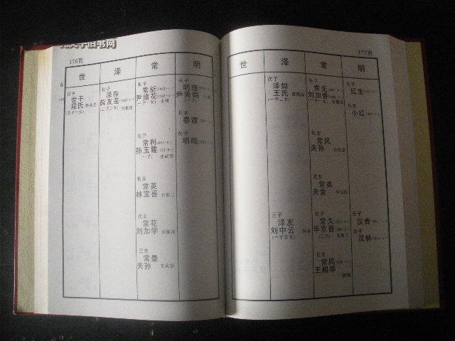 邵氏族谱齐字辈,谁有关于齐字辈的家谱,联系图片