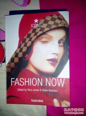 Fashion Now 英文原版.