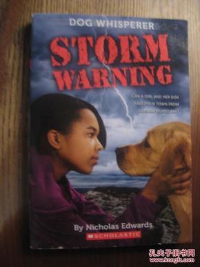 DOG WHISPERER STORM WARNING