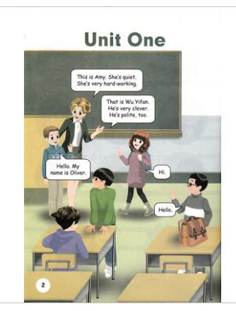 最新版 5五年级上册英语书pep课本 人教版教材小学英语 三年级起点 图片