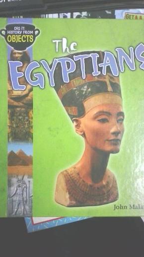 the EGYPTIANS 英文原版《埃及人》/BT//SK
