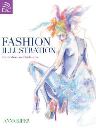 fashion illustration_kiper, anna_孔夫子旧书网