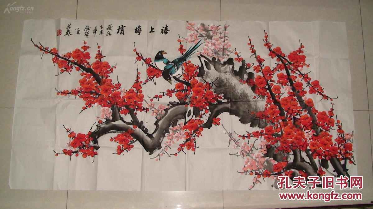 【图】手绘【梅花】_价格:89