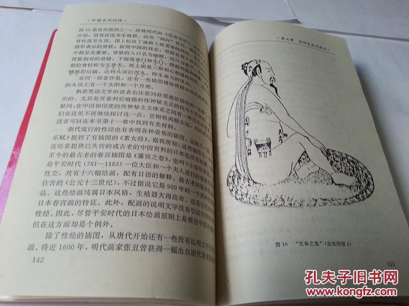 中国古代的性(著名汉学家高佩罗著作)