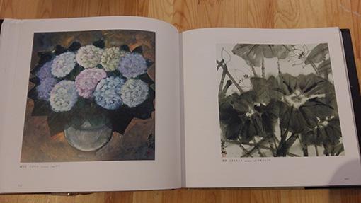 中国现代主义绘画的先驱者 林风眠画集图片