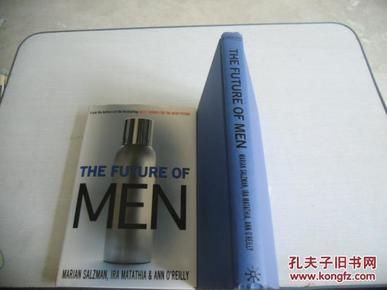 英文原版     The Future of Men by Marian Salzman