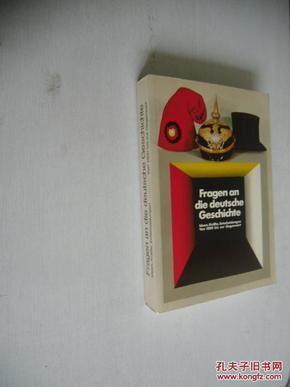 德文原版 Fragen an die deutsche Geschichte.1988