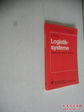 德文原版       Logistiksysteme