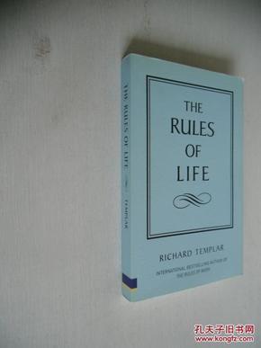英文原版       The Rules of Life