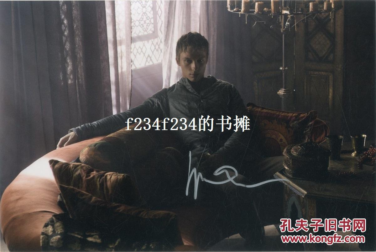 五月天色情����y�-yoly��y�_热播美剧《权力的游戏》中威尔图德 will tudor饰演olyvar签名照