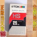 TDK SUPER AVILYN HS    120VHS 录像带