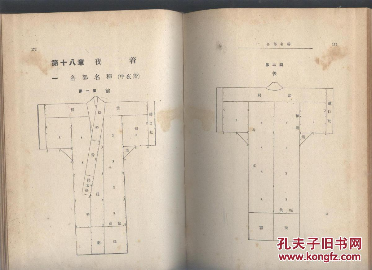 肛门痔疮初期囹�a_裁缝精义 ,糯柈寝具篇 ,昭和15年老书,已绝版
