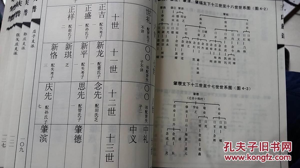 【图】王氏族谱(即墨新城)图片