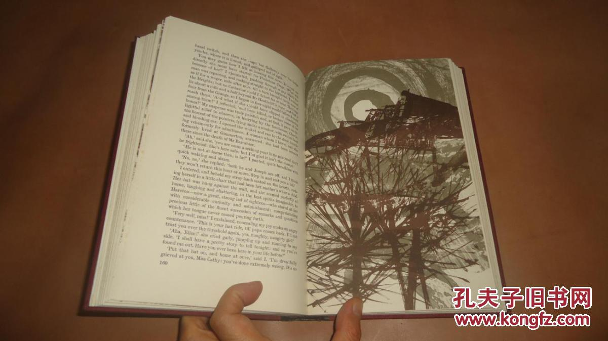 1965年emily bronte -wuthering heights -《呼啸山庄图片