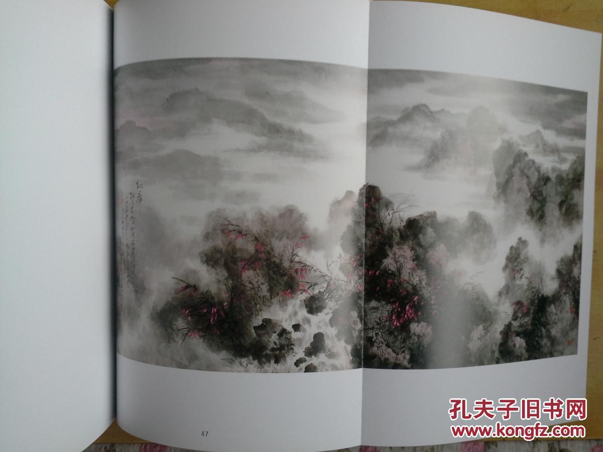 贾宪一画集(8开精装)师从著名画家宋雨桂,鲁美教授王义胜,擅画花鸟图片