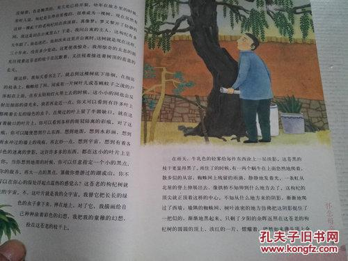 《怀念母亲》经典彩绘本 季羡林专辑 16开 2013年8月5印图片