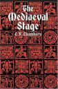 中世纪戏剧The Mediaeval Stage(E.K. Chambers)英文原版