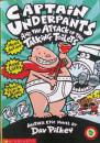 内裤超人 CAPTAIN UNDERPANTS AND THE ATTACK OF THE TALKING TOILETS 英文原版