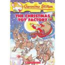 圣诞玩具工厂 THE CHRISTMAS TOY FACTORY 英文原版
