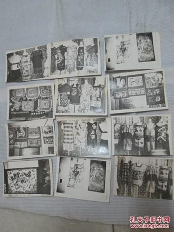 工艺美术照片:22张合售