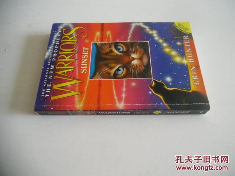 英文原版       warriors6