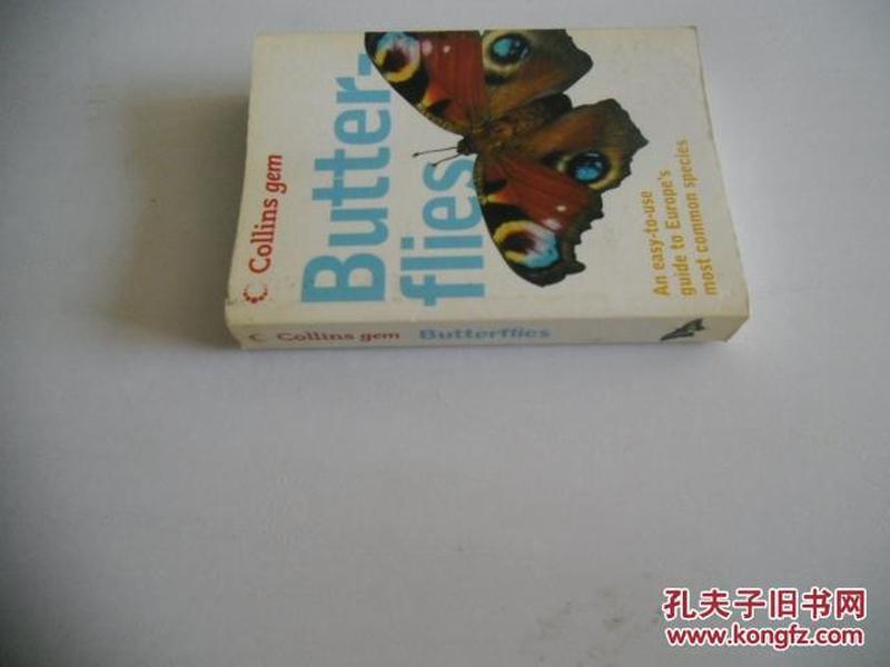 英文原版      butterfilies