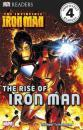 钢铁侠 DK Readers: The Invincible Iron Man the Rise of Iron Man 英文原版