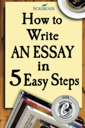 how to write an essay in five easy steps 2013