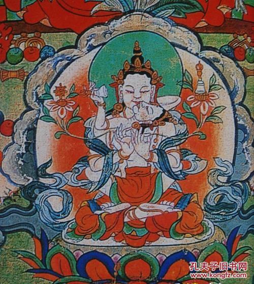 藏传佛教有关密室男女双修图片53张5吋的