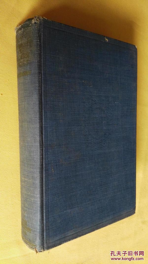 民国旧书 英文原版 An introduction to the study of the government of modern states