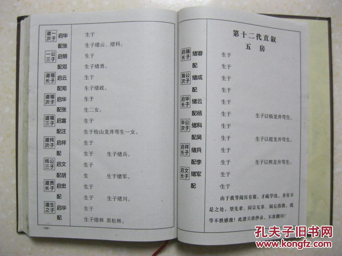 【图】刘氏族谱图片