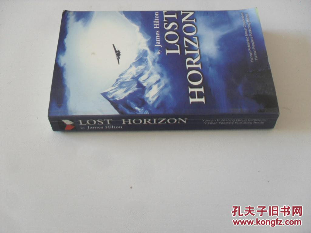 英文版 《消失的地平线》 LOST HORIZON:
