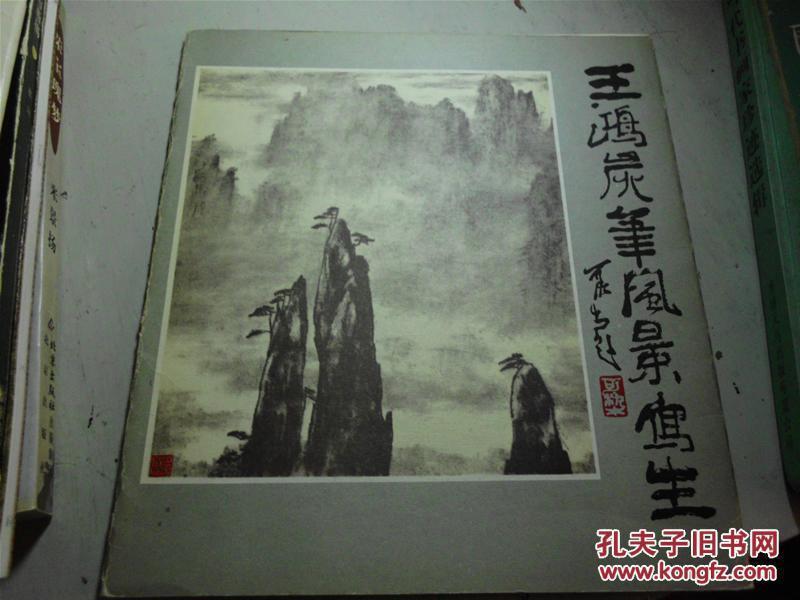王鸿炭笔风景写生 活页12张全图片