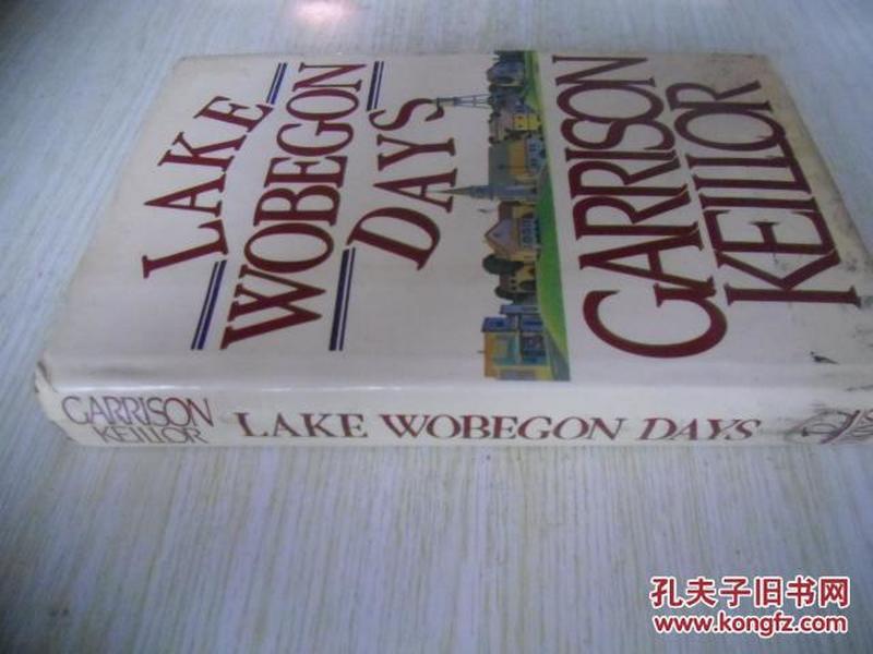 英文原版    Lake Wobegon Days