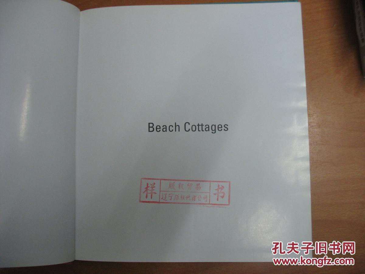 【图】英文别墅书:BeachCottages原版别墅(1景海滩东河沂河临图片