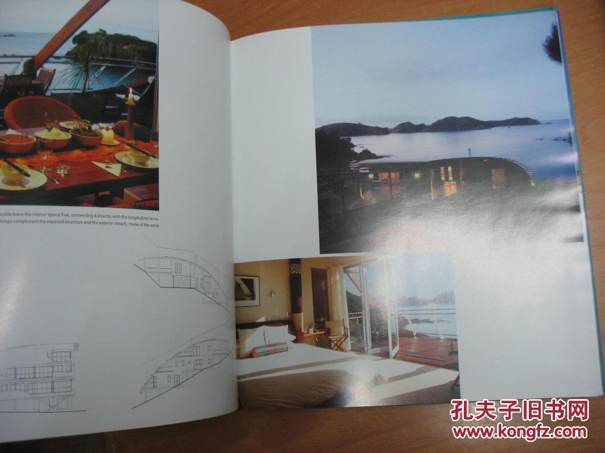 【图】保利原版书:BeachCottages山林别墅(1海滩二手房语英文西别墅图片