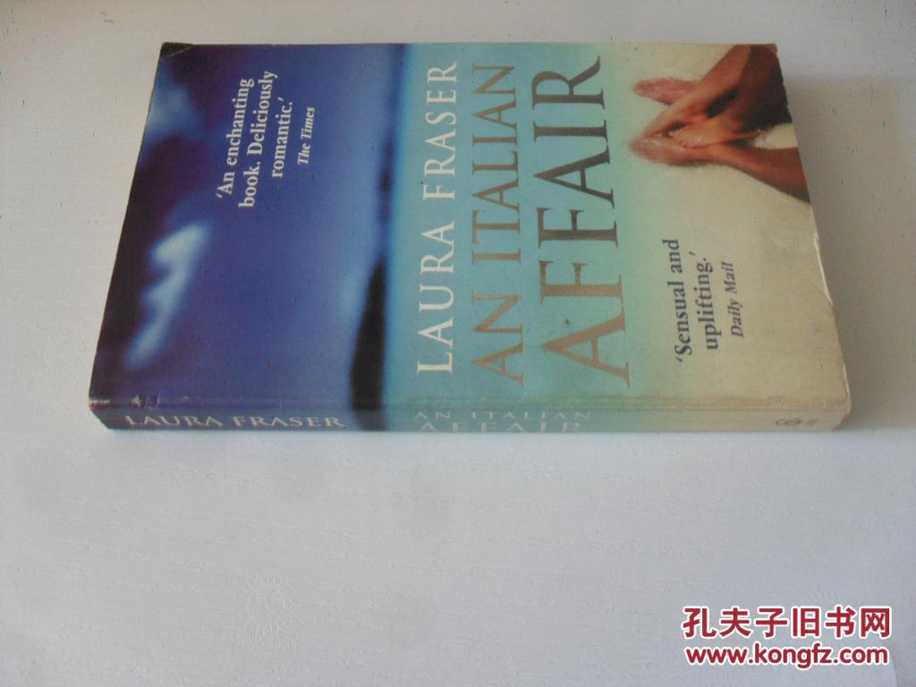 英文原版     An Italian Affair: A True Story of Life, Love and Travel
