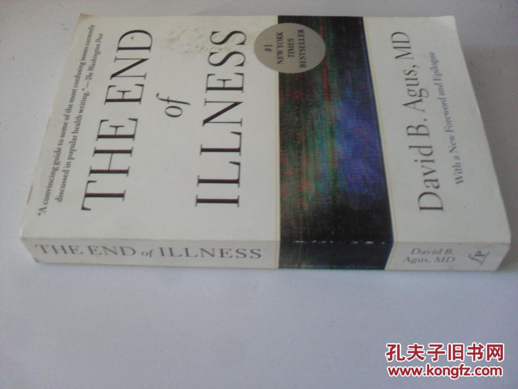 英文原版     The End of Illness