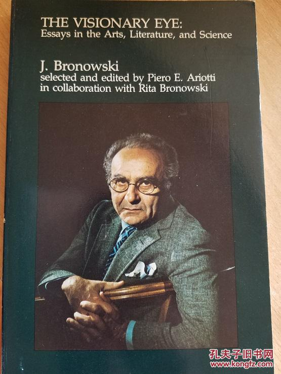 bronowski essay What is the nature of scientific reasoning, according what is the nature of scientific reasoning, according to bronowski this means that your essay will.