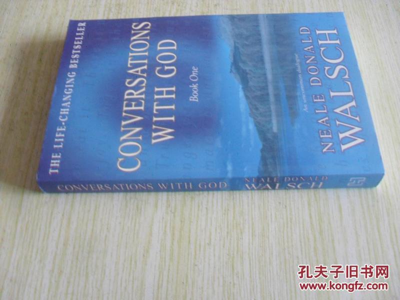 英文原版       CONVERSATIONS WITH GOD